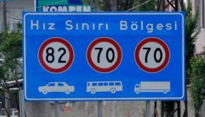 Дорога из Анталии в Стамбул