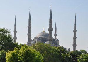 Стамбул май 2017 путешествие на автомобиле из Анталии