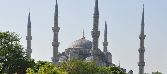 Из Анталии в Стамбул на автомобиле. Май 2017