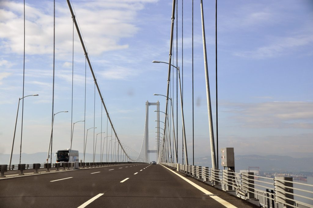 Мост Osman Gazi