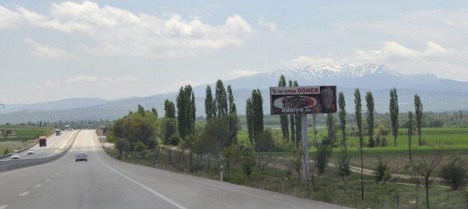 Из Анталии в Стамбул. Часть 4. Дорога в Стамбул
